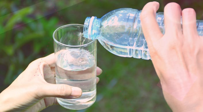 retenção de liquidos