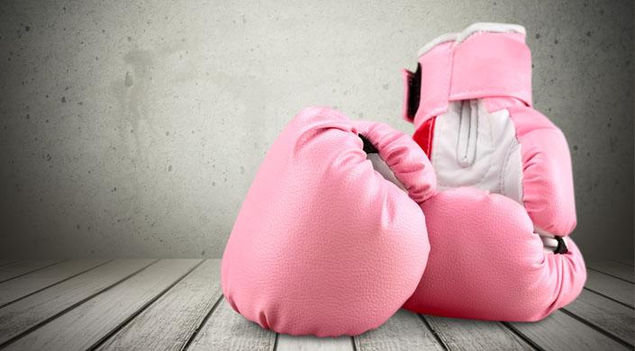 cancro da mama puños