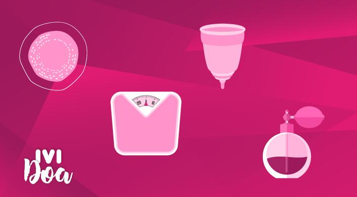 curiosidades menstruacao
