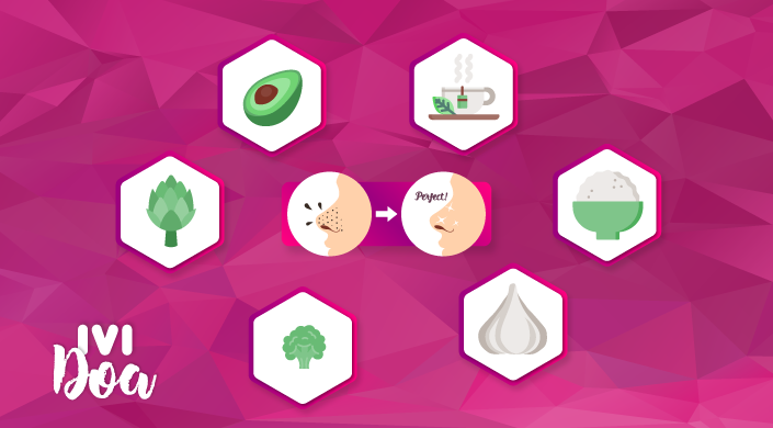 alimentos para prevenir o acne-portada