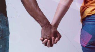 racismo par de cor diferente